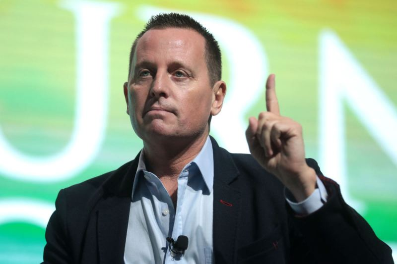 Richard Grenell: Unreleased Documents Show FBI and DOJ Bosses Ignored Warnings Steele Dossier was Fake