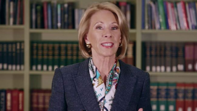 Ivy League University Admits to Being Racist – Betsy Devos Immediately Takes Action