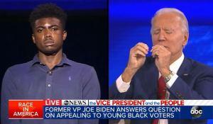 WATCH: Joe Biden Gets Confronted By Black Man on