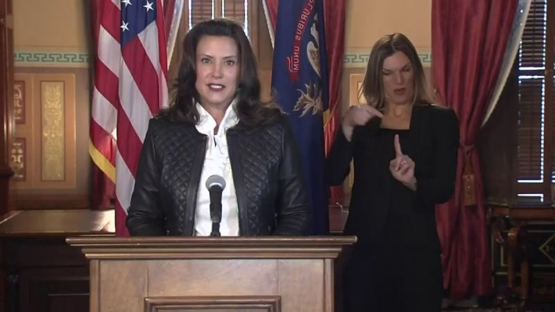 BOOM! Michigan Congress Acts Before Gretchen Whitmer Can