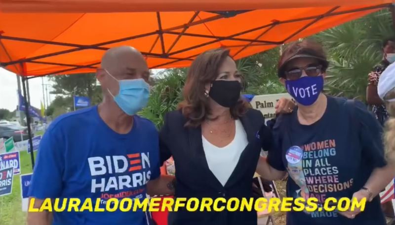 MUST SEE! Fake Kamala Harris Body Double Caught on Video at Polling Location!