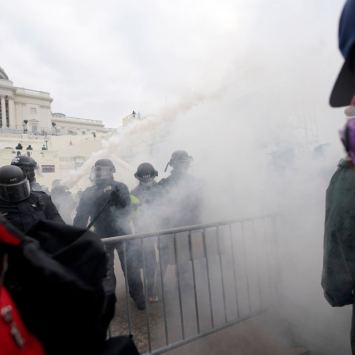 WATCH: Was Capitol Attack an Inside Job? This Video Suggests It May Have Been