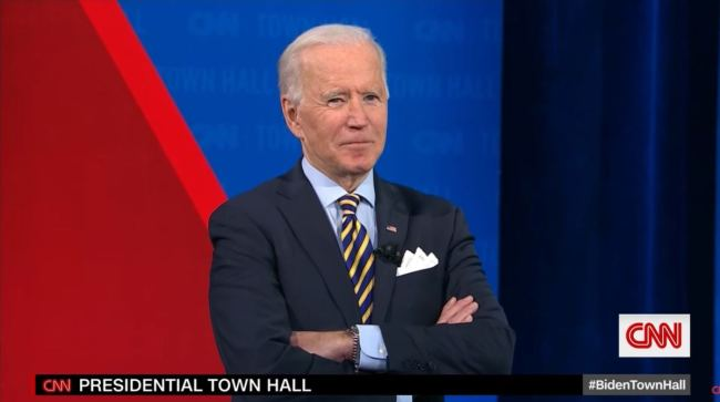 Two Groups Joe Biden Blames for 'White Supremacy' in America Will Absolutely DISGUST You