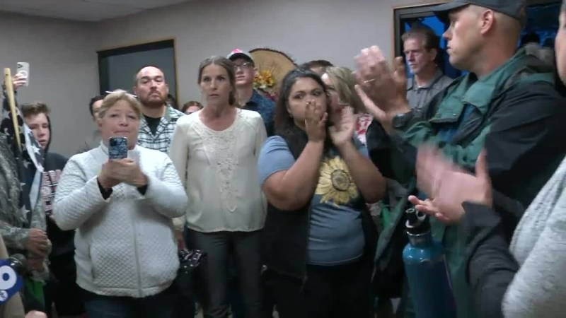 AMAZING! Outraged Parents Take Control Over School District After Entire Board Goes AWOL