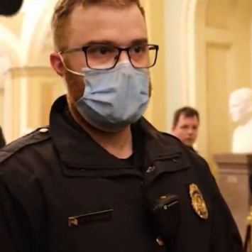 BREAKING: New Video Evidence Shows Who Really Broke Into Capitol First on Jan 6