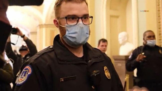 Several Capitol Police Officers Facing Retribution After Internal Probe of January 6th Incident