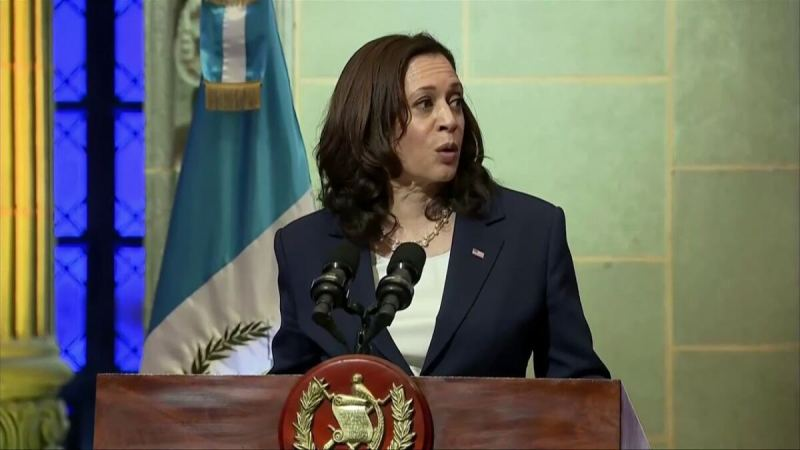 """BUSTED! Fake """"News Reporter"""" Asks Kamala Harris Softball Question After Praising Her"""