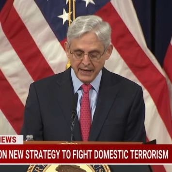 AG Merrick Garland Announces What He Claims is Greatest Threat to the US