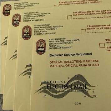 Maricopa County at It Again! More Election Fraud on the Horizon