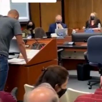 After Being Threatened by Biden's DOJ, Dad Serves School Board with MASSIVE Lawsuit (VIDEO)