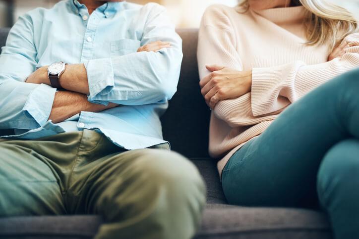 Selling Assets Before Divorce in Glendale