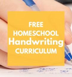 Freedom Homeschooling   Free Homeschool Handwriting Curriculum [ 1500 x 1000 Pixel ]