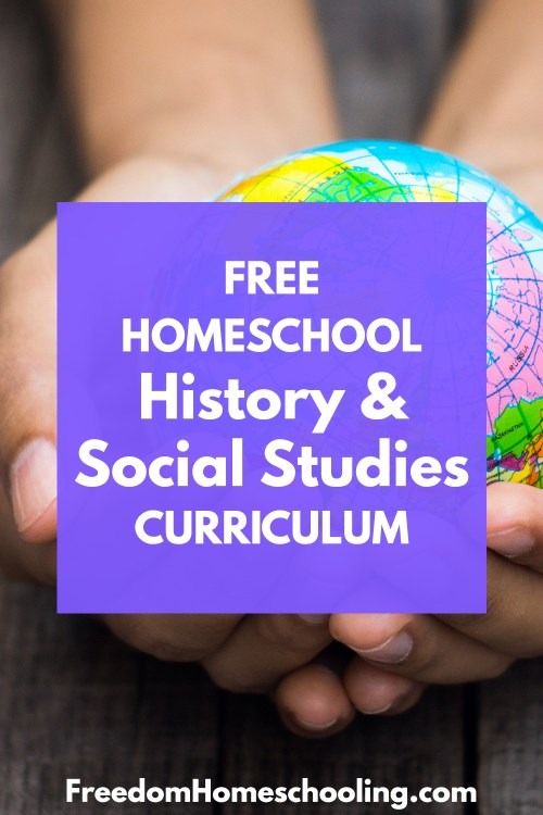 small resolution of Freedom Homeschooling   Free Homeschool History \u0026 Social Studies Curriculum