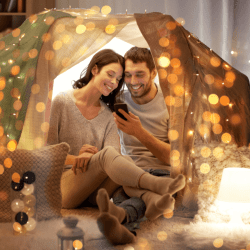 16 At Home Date Ideas