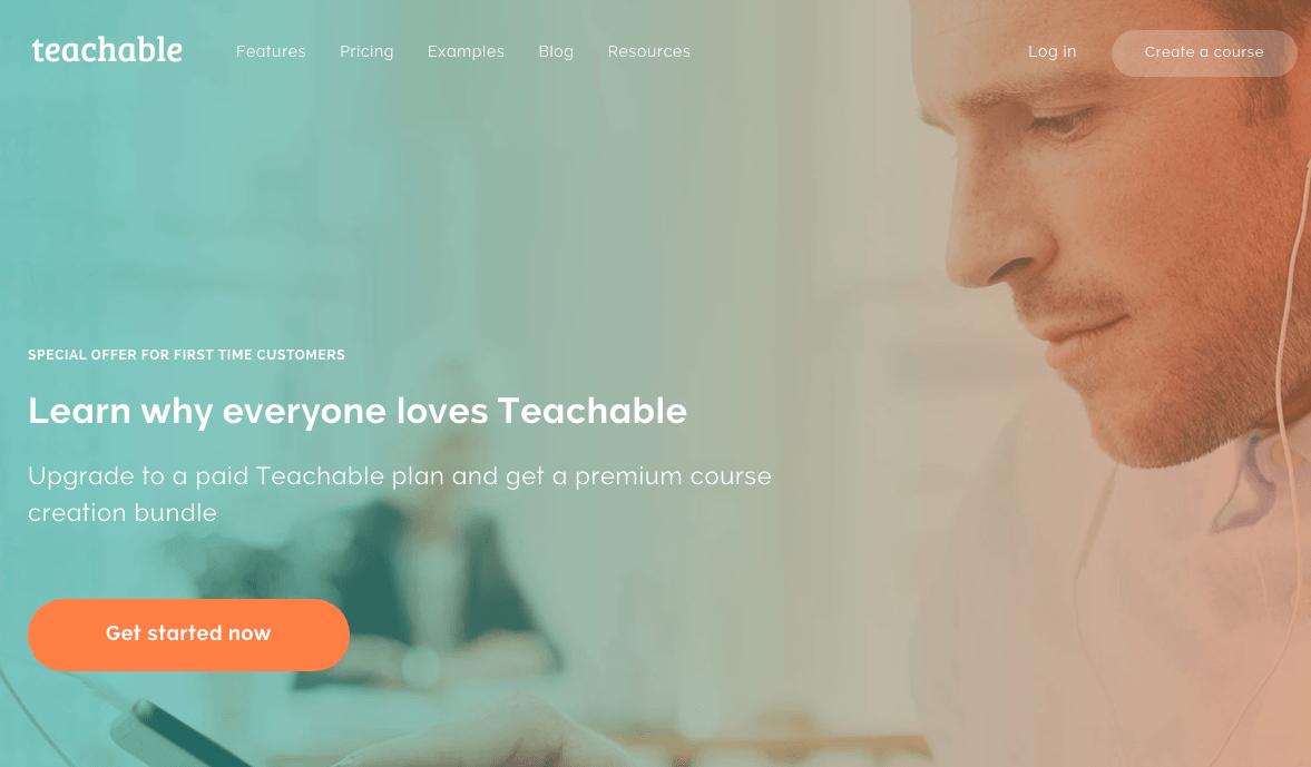 teachable course creation