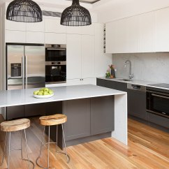 Kitchen.com Portable Shampoo Bowl For Kitchen Sink The Block 2016 Kitchens Freedom House 5 Josh Elyse 2017