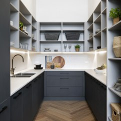 Charcoal Kitchen Cabinets Black And White Tile Biggest Kitchens Ever On The Block Revealed! | Freedom ...
