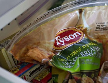 Shares of Tyson Foods climb after it wins approval to export poultry to China