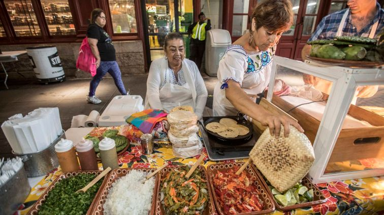 Cristina Martinez of South Philly Barbacoa is nominated for an international award