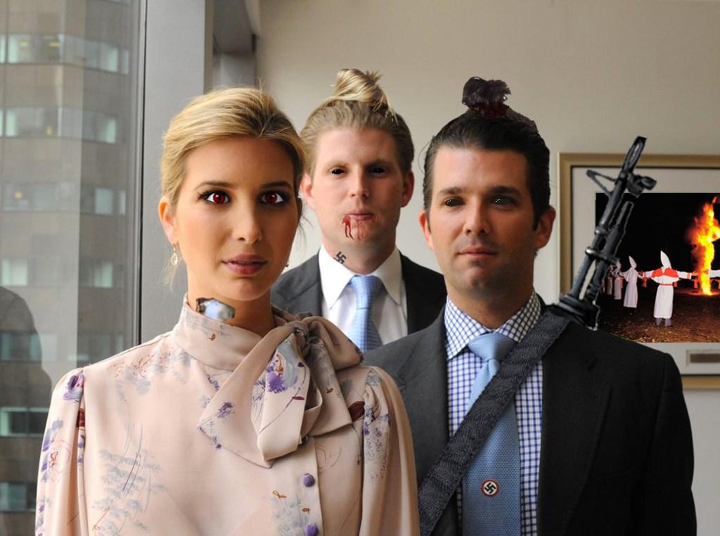 Trump-Kids