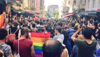 Turkish police again Teargas Pride March in Istanbul as Erdogan revels in Absolute Power
