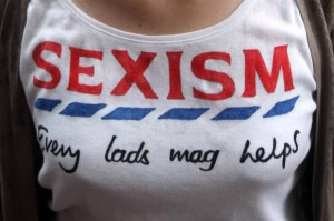 Sexism - Every Lads mag helps
