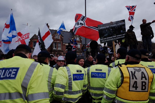 """National Front and their """"Unity"""" coalition in Dover"""