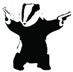Badger, badger… badger?