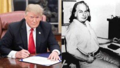 Donald Trump and L Ron Hubbard