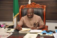 Image result for Ikpeazu bags PDP's best governor award