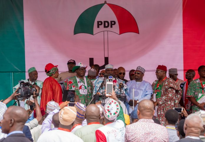 Image result for PDP Reconciliation Committee chairman calls for patience