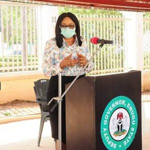 2020 Enugu beauty pageant: Deputy Governor urges contestants to be good ambassadors