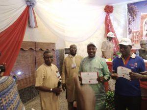 NGE: Isah, Akinadewo, Anaba, Egbala,  Elewodalu, Nwosu, Ngwoke reelected as Ali, Adebiyi, Ukeh, Uwugiaren, others join exco
