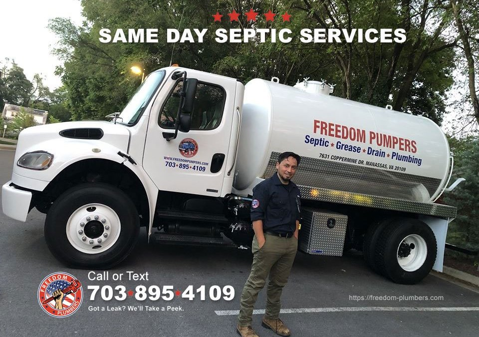 Safe Septic Pumping Services Same-Day Availability