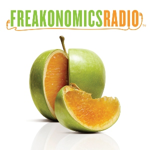 Freakonomics Radio Podcast Art