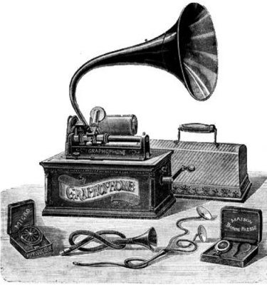 Basic Podcast Hosting a Gramophone Drawing