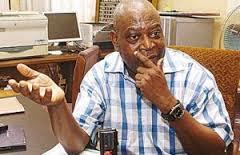 ASUU National President, Biodun Ogunyemi