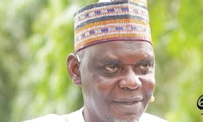 An bude masallacin marigayi Umar Sa'id Tudunwada
