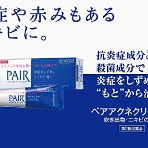 日本🇯🇵LION 獅王PAIR藥用暗瘡膏24g