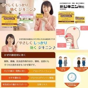 日本🇯🇵全藥工業株式会杜 綜合感冒顆粒 22包