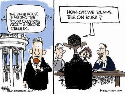 Blaming Bush
