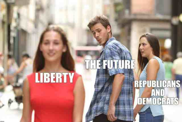 Liberty Is The Future