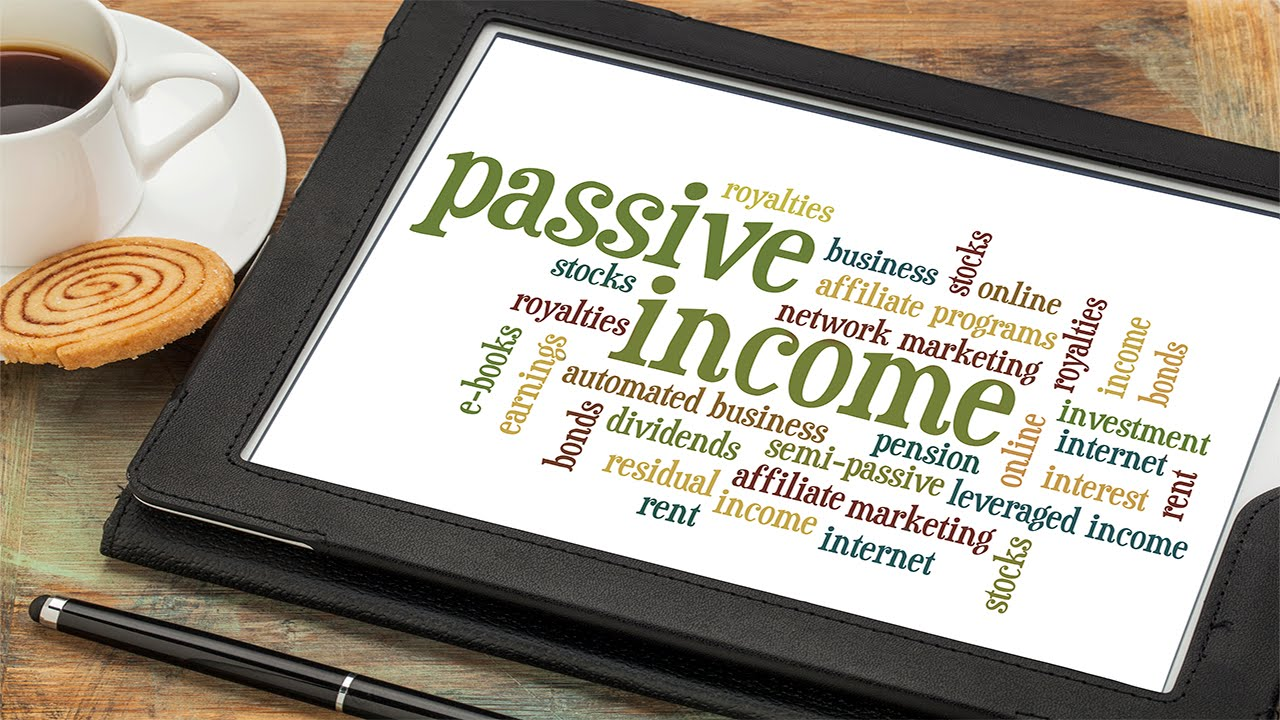 Passive earnings on the Internet. Earnings on your site. Passive income 76
