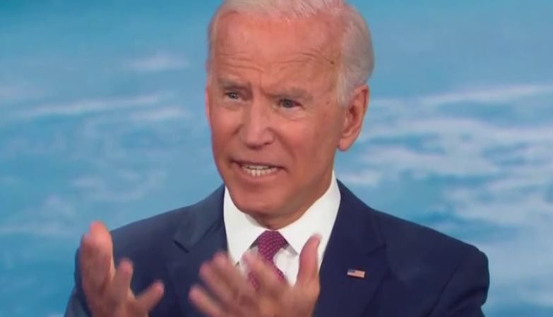Biden Gets Ugly As Cracks Appear In His Frontrunner Image