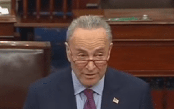Panicked Schumer Claims The End Of The Senate Is Coming If...