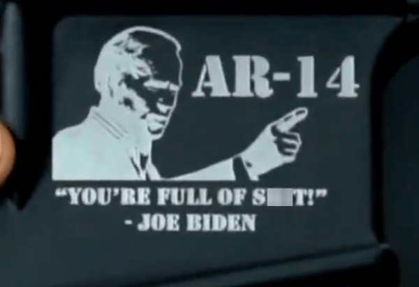 Union Worker Gets The Last Laugh After Biden Threat