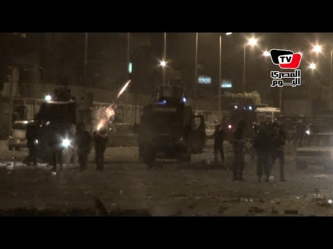 VIDEO: Police Attacks on Protesters in Egypt