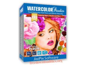 Jixipix Watercolor Studio Crack