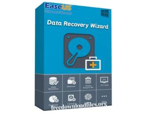 EaseUS Data Recovery Wizard Technician Crack