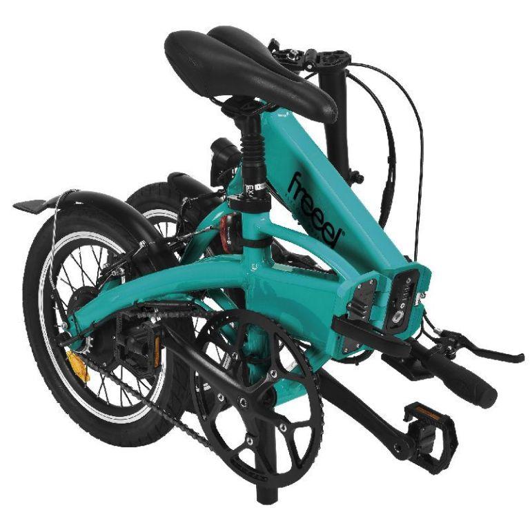Freeel Bicicletas Eléctricas. Freeel Z03-S Océano